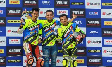 Tampil Memukau, YROI Batik Racing Team Sabet 3 Podium di Seri Perdana YSR 2019