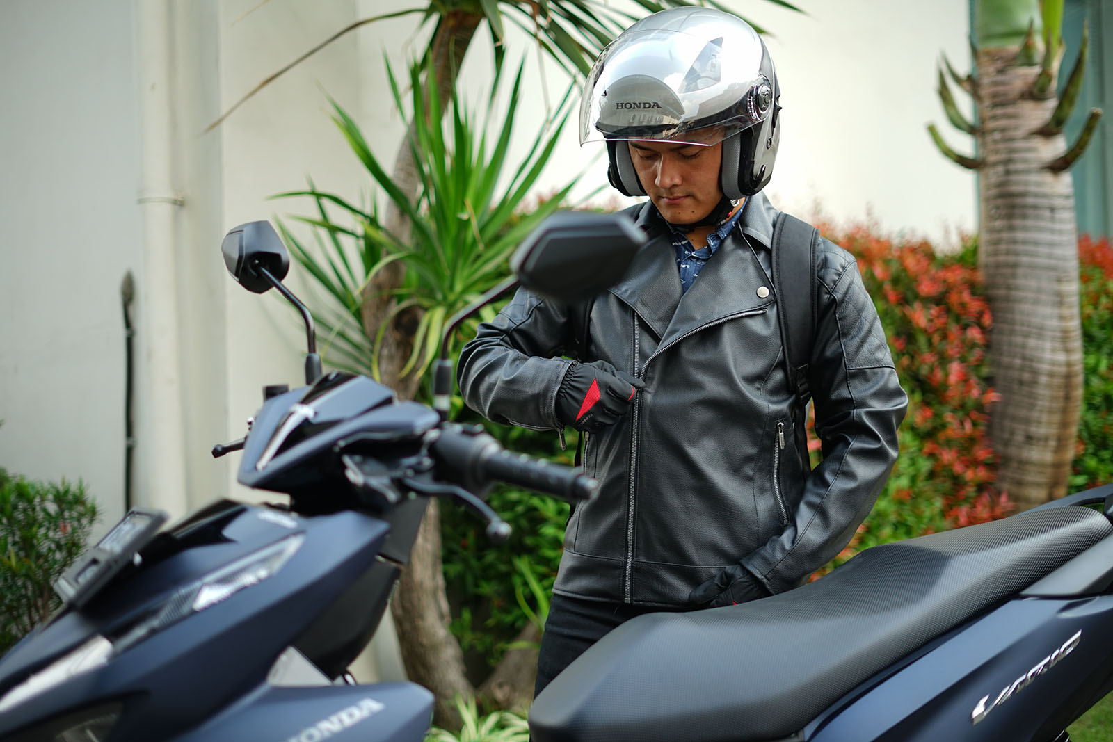 Mudik Pakai Sepeda Motor, Hindari Bawa Barang Berlebih