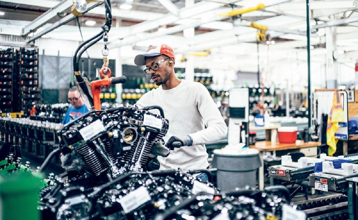 Rencana Harley-Davidson Bangun Pabrik di Eropa