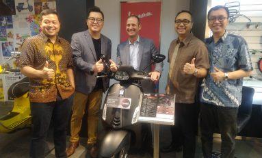 Lebarkan Sayap, Piaggio Resmikan Diler Anyar di Jakarta Timur