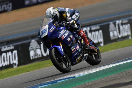 M Faerozi, Action Race 2 AP250