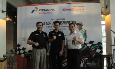 Didukung Pertamina, Ali Adrian Turun di Asian Superbike 1000