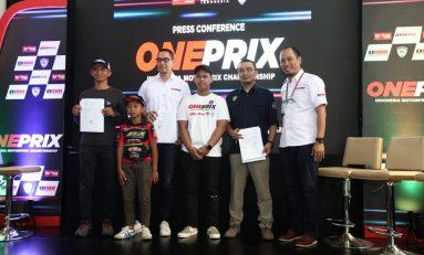 Kejurnas Oneprix 2019 Disambut Meriah Pebalap Tanah Air