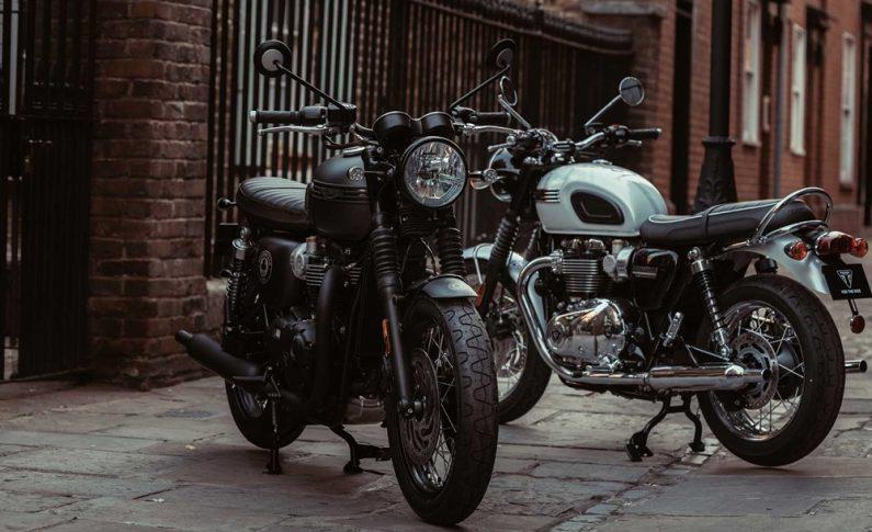 Diproduksi Terbatas, Edisi Khusus Triumph Bonneville T120 Sudah Masuk Diler