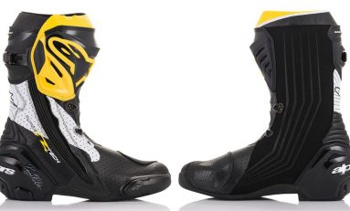 Alpinestars Bikin Sepatu Edisi Khusus Kenny Roberts Sr.