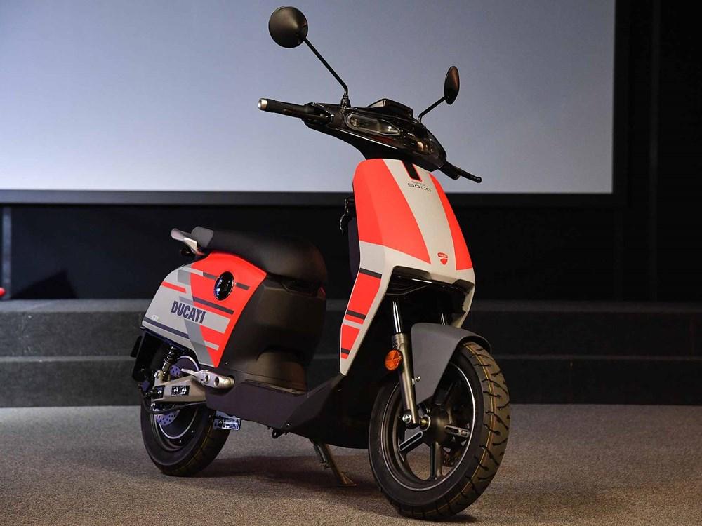 Rencana Ducati Produksi Skuter Listrik