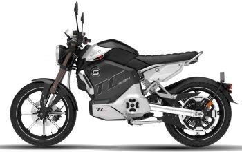 Super Soco TC Max, Skuter Listrik Setara Motor Konvensional 125cc