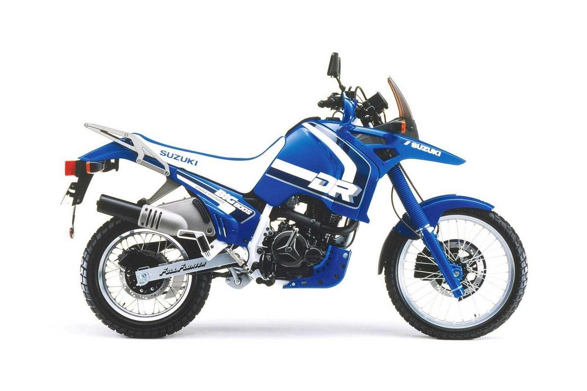 Suzuki DR Big Caplok Mesin V-Strom 1000?