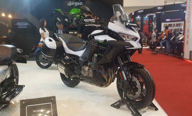 Kawasaki New Versys 1000 Hadir dengan Teknologi Mutakhir