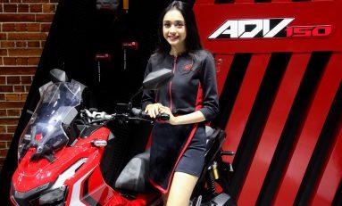 Honda ADV150 Skutik Terlaris AHM di GIIAS 2019