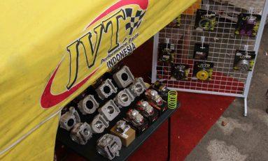 JVT Tawarkan Beragam Produk Baru Pendongkrak Performa Motor
