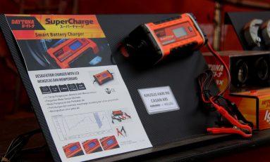 Punya Teknologi Spesial, Charger Aki Pintar Daytona Dibanderol Rp500 Ribuan