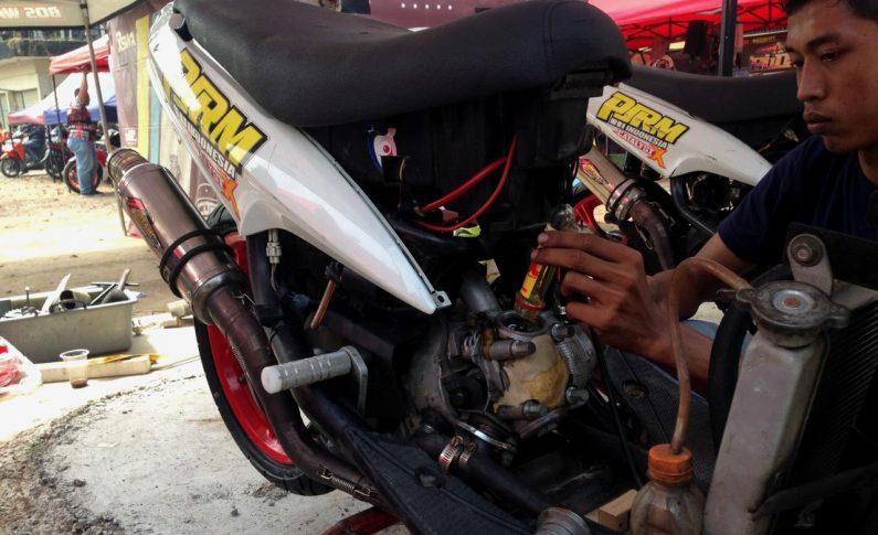 Catalyst X Buktikan Performa di Balap Indoclub