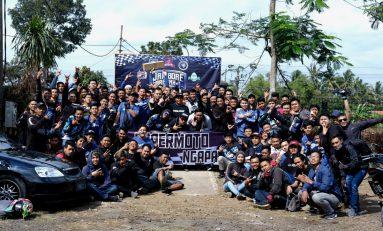 SMI Kroya Sukseskan Jamda Perdana Supermoto Ngapak