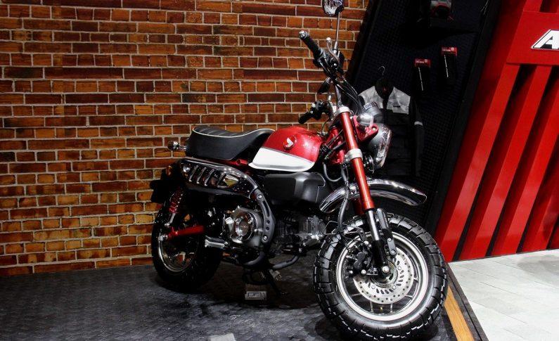 GIIAS 2019: Motor Ikonik Honda Monkey Resmi Mengaspal di Tanah Air