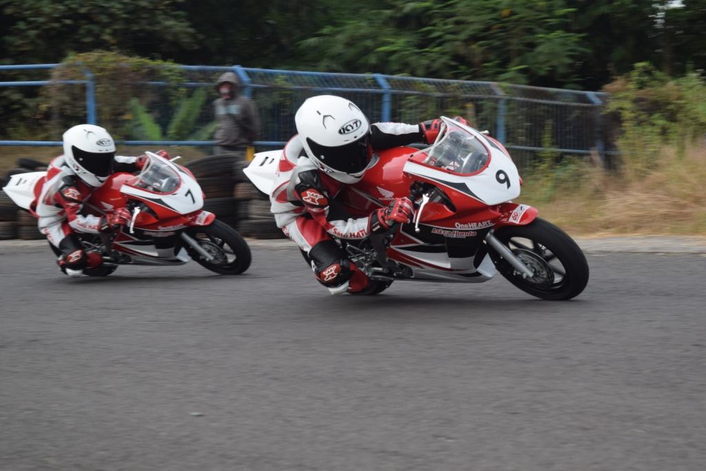 Andalkan Honda NSF100, AHM Asah Skill 15 Pebalap Muda Indonesia