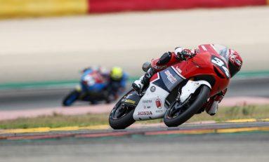 Finish ke-10, Mario Aji Perbaiki Posisi Klasemen Sementara CEV Moto3 2019