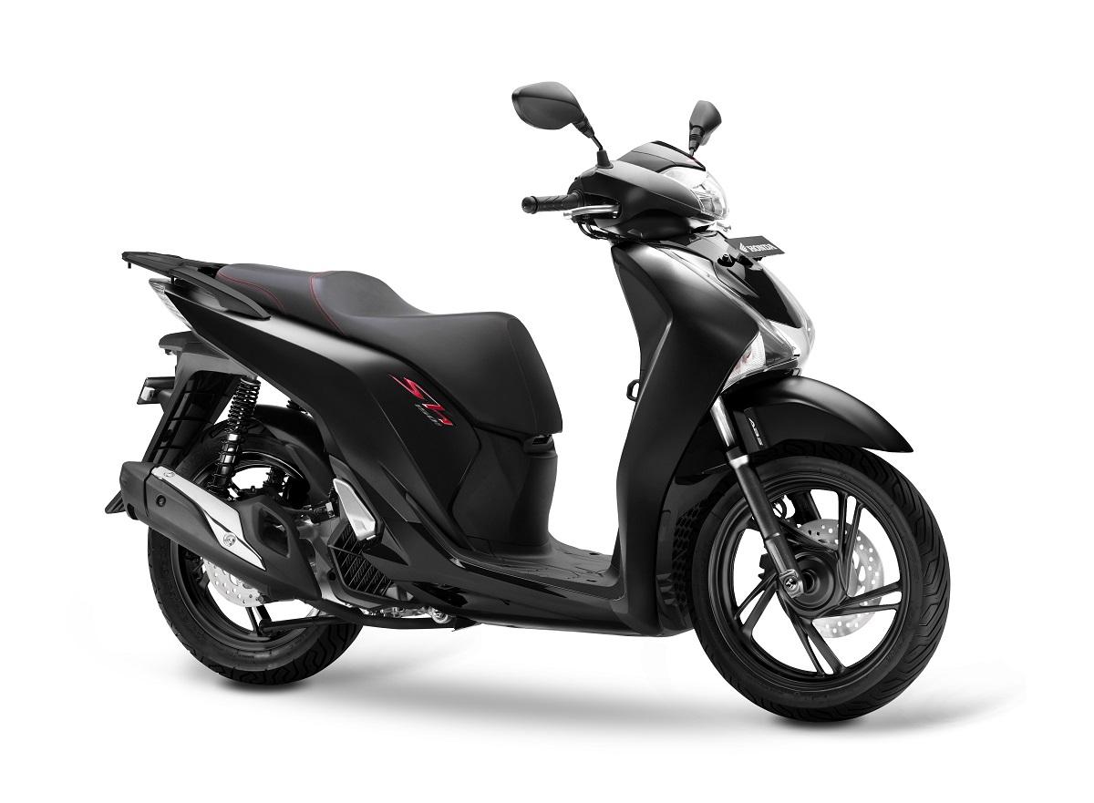 Honda SH150i Hadir Warna Baru, Perkuat Kesan Elegan