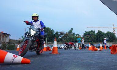 Tim Instruktur Safety Riding DAM Ikuti Kompetisi Tingkat Nasional di Medan