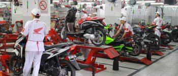 Servis Motor Honda di AHASS Bandung, Bisa Umroh Gratis