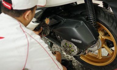 Tips Perawatan CVT Pada Sepeda Motor Matik