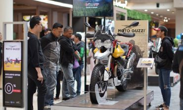 Mendarat di Indonesia, Harga Moto Guzzi V85TT Bikin Geleng Geleng