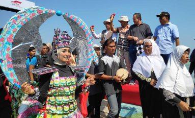 Kemeriahan Festival Kampung Berseri Astra Hadir di Pulau Pramuka