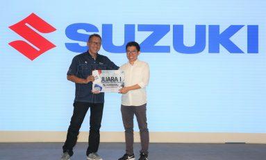 Logo Baru Halo Suzuki Tampil Lebih Fresh