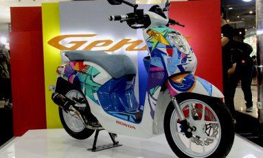 Strategi DAM Doktrin Bikers Muda Jawa Barat dengan Honda Genio