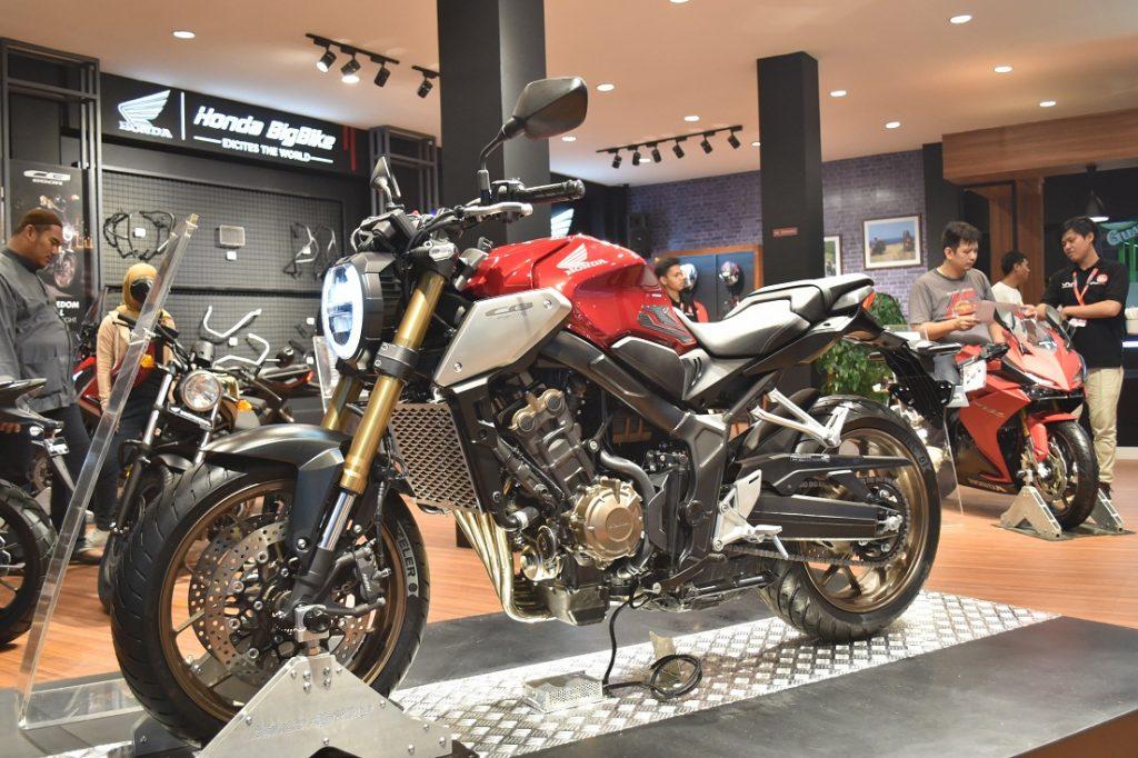 Line Honda BigBike jadi favorit konsumen penikmat motor besar, 41 unit berbagai tipe Honda BigBike terjual (5)
