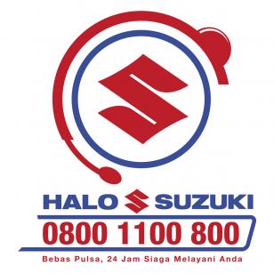 Logo Halo Suzuki - Vertikal