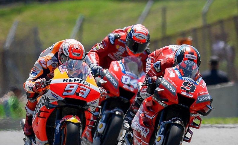 Gara-Gara Marquez, Perang Ducati-Honda Kian Panas