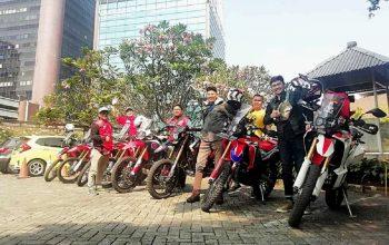Jejak Roda 2019 Disambut Meriah Para Bikers