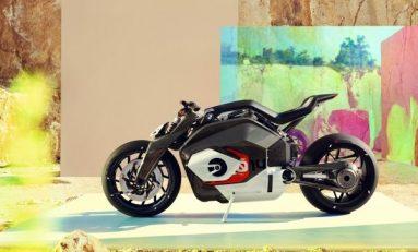 BMW Perkenalkan Motor Listrik Vision DC Roadster