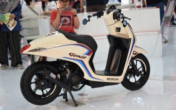 Wahana Jual 7.500 Unit Motor Honda di PRJ 2019, PCX Skutik Terlaris