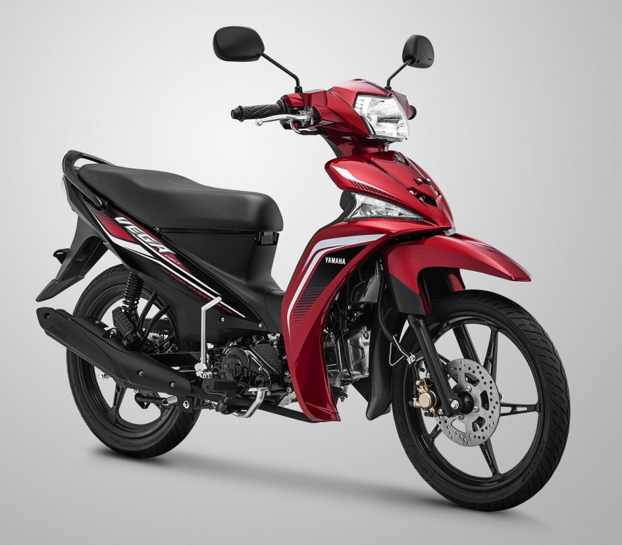 Vega Force Metallic Red (1)