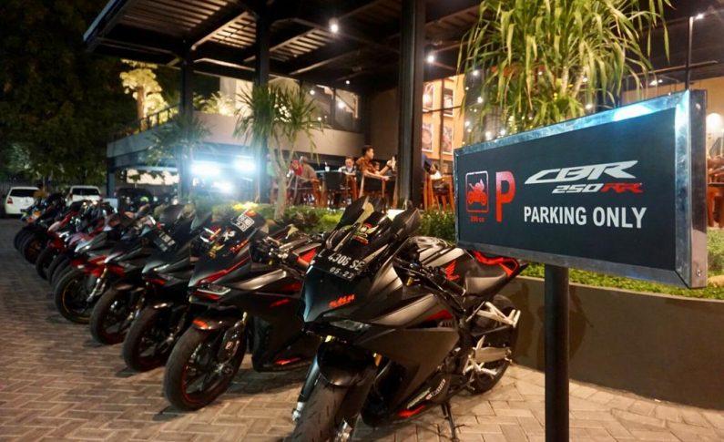MPM Bikin Bikers Honda CBR250RR Makin Spesial