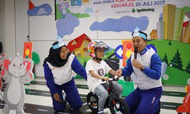 Sambut Hari Anak Nasional, MPM Honda Edukasi Berkendara Kepada Anak-anak