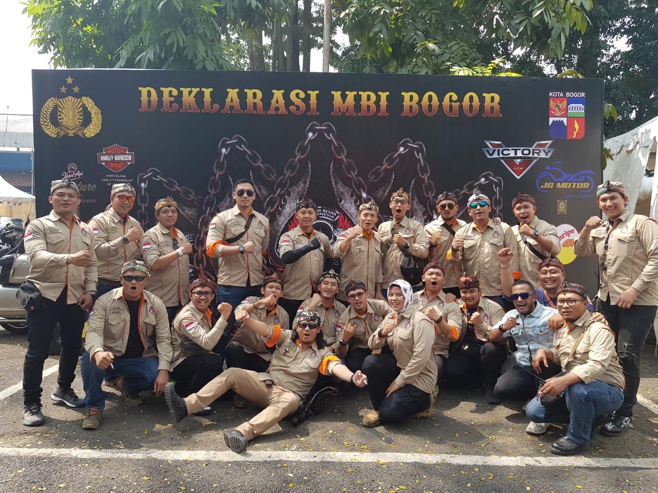 Resmi Berdiri, MBI Bogor Bawa Motto: One Road One Harmony