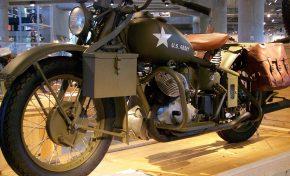 Intip Deretan Motor Klasik dan Legendaris di Dunia