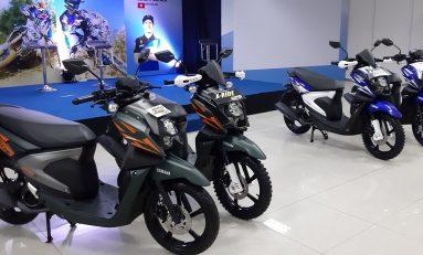 Pebalap MXGP Luncurkan Edisi Terbaru Yamaha X-Ride