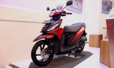 GIIAS 2019: Suzuki Address Playful Hadir Dengan Sentuhan Anyar