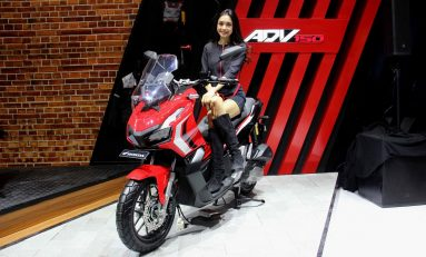 Tambah Akselerasi Honda ADV150 dengan Part USR