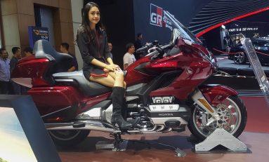 Deretan Big Bike Honda Menggoda Pengunjung GIIAS 2019