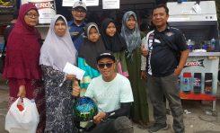 Kerjasama Indoclub-Prime Gears: Lelang Helm Cargloss Untuk Amal