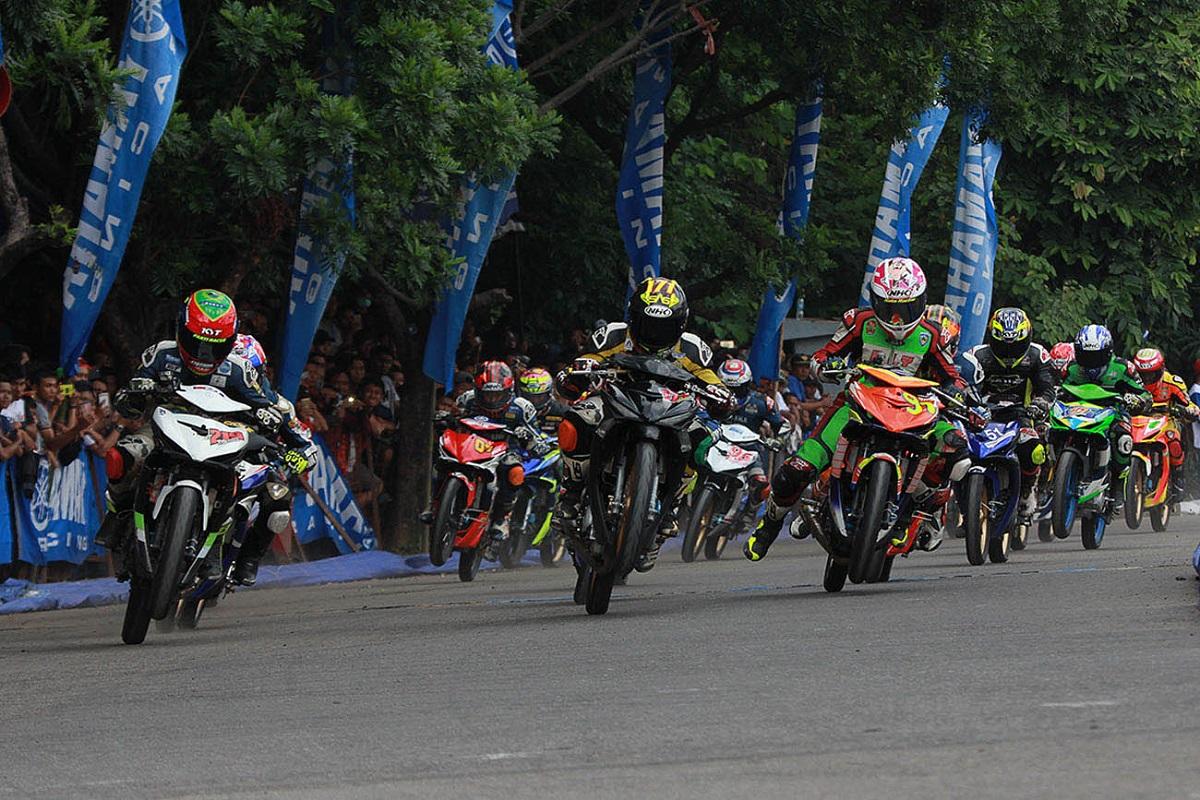Absen 5 Tahun, Yamaha Cup Race (YCR) 2019 Kembali ke Bangka Belitung