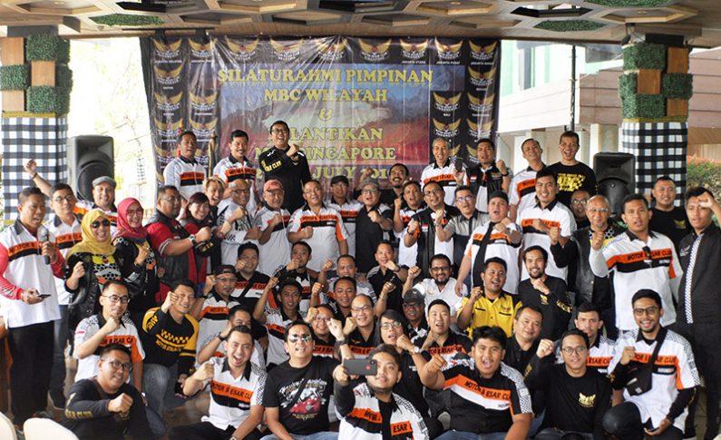 Tetap Solid dan Eksis, Motor Besar Club Indonesia (MBCI) Gelar Rakerpim