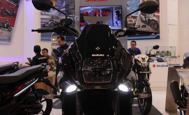 Gak Kapok, Suzuki Indonesia Masih PD Jualan Moge