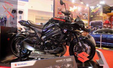 Suzuki Katana Segera Meluncur di Indonesia, Segini Kisaran Harganya