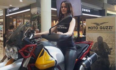 Moto Guzzi V85TT Optimis Goda Bikers Indonesia